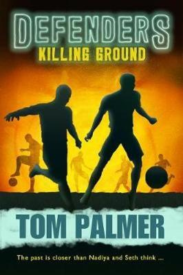 Cover for Killing Ground by Tom Palmer