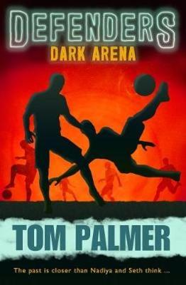 Cover for Dark Arena: Defenders by Tom Palmer