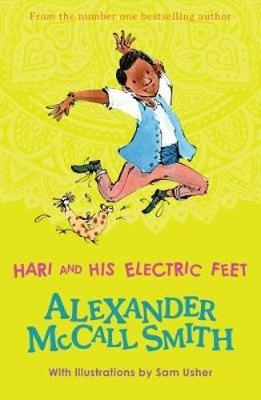 Cover for Hari and His Electric Feet by Alexander Mccall Smith