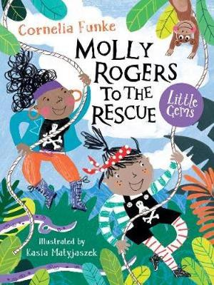Cover for Molly Rogers to the Rescue by Cornelia Funke