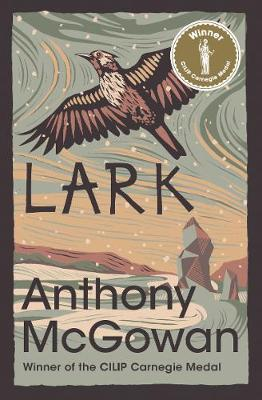 Cover for Lark by Anthony McGowan