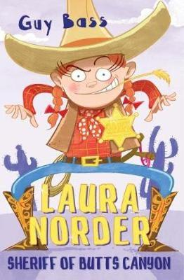 Laura Norder Sheriff of Butts Canyon