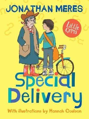 Cover for Special Delivery by Jonathan Meres