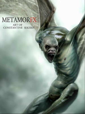 Metamorfx: Art of Constantine Sekeris by Constantine Sekeris