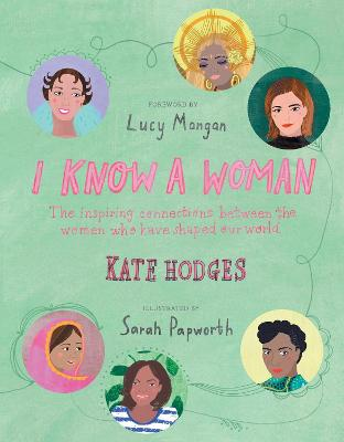 I Know a Woman The inspiring connections between the women who have shaped our world by Kate Hodges, Lucy Mangan