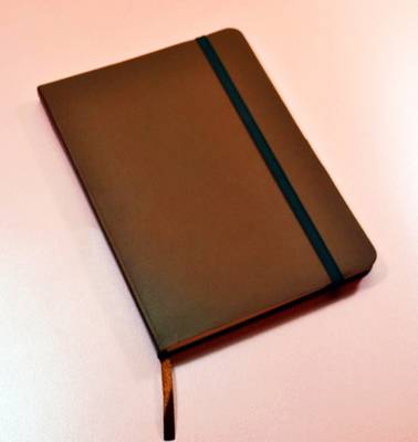 Monsieur Notebook Leather Journal - Brown Ruled Medium A5 by Monsieur
