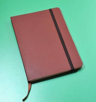Monsieur Notebook Leather Journal - Brown Sketch Medium A5 by Monsieur