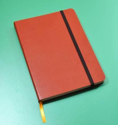 Monsieur Notebook Leather Journal - Tan Sketch Medium A5 by Monsieur