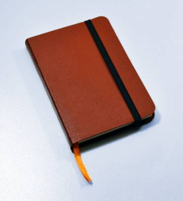 Monsieur Notebook Leather Journal - Tan Plain Medium A6 by Monsieur