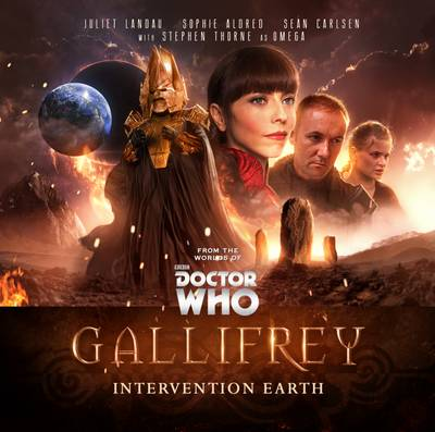 Gallifrey: Intervention Earth by Scott Handcock, David Llewellyn
