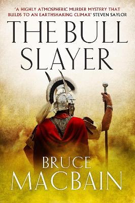 The Bull Slayer by Bruce Macbain