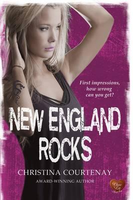 New England Rocks by Christina Courtenay