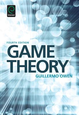 Game Theory by Guillermo Owen