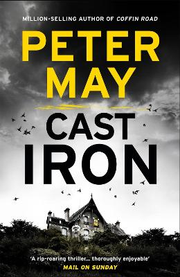 Cast Iron Enzo Macleod 6 by Peter May