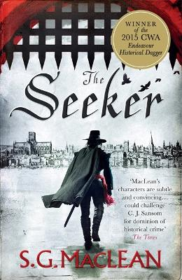 The Seeker by S. G. MacLean