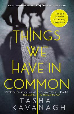Things We Have in Common by Tasha Kavanagh