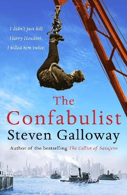 The Confabulist by Steven (Author) Galloway