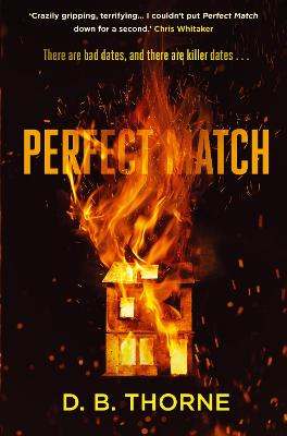 Cover for Perfect Match by D. B. Thorne