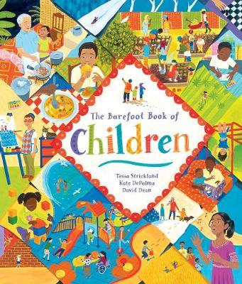 Cover for The Barefoot Book of Children by Tessa Strickland, Kate DePalma