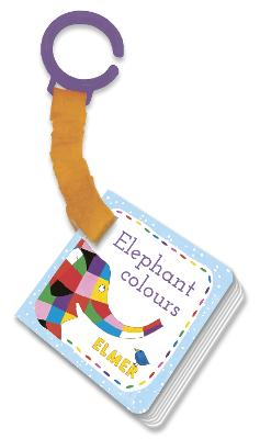 Book Cover for Elmer: Elephant Colours by David McKee