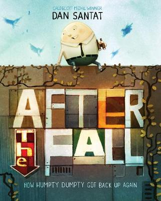 Cover for After the Fall by Dan Santat