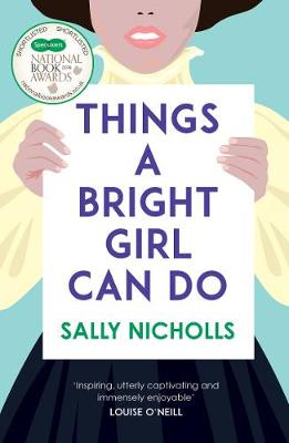 Cover for Things a Bright Girl Can Do by Sally Nicholls
