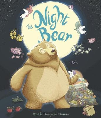 Cover for The Night Bear by Ana De Moraes