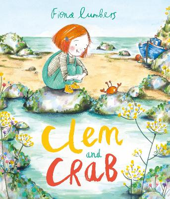Book Cover for Clem and Crab by Fiona Lumbers