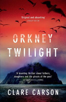 Orkney Twilight by Clare Carson