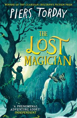 Cover for The Lost Magician by Piers Torday