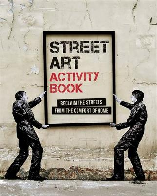 Street Art Activity Book by