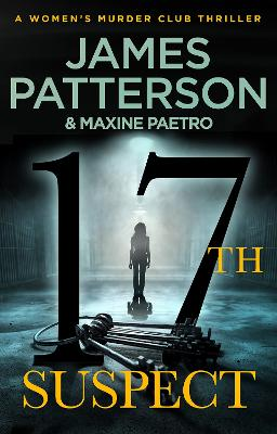 Cover for 17th Suspect (Women's Murder Club 17) by James Patterson