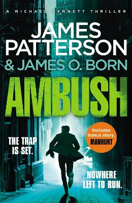 Cover for Ambush (Michael Bennett 11) by James Patterson