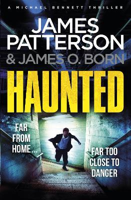 Cover for Haunted (Michael Bennett 10) by James Patterson