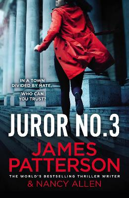 Cover for Juror No. 3 by James Patterson