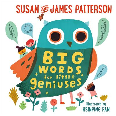 Cover for Big Words for Little Geniuses by James Patterson, Susan Patterson