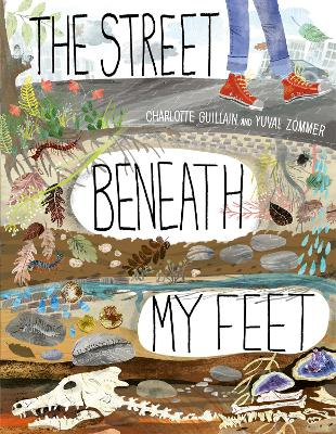 Cover for The Street Beneath My Feet by Charlotte Gullain