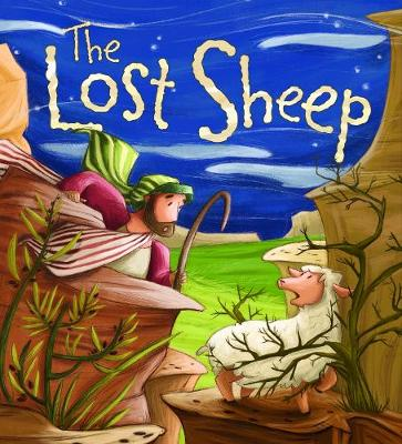 My First Bible Stories (Stories Jesus Told): The Lost Sheep by Su Box