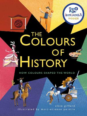 Cover for The Colours of History by Clive Gifford
