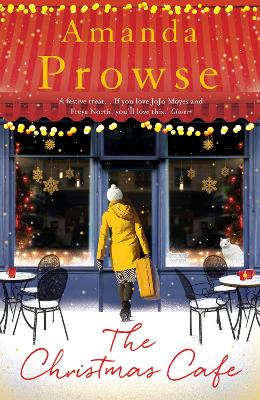 The Christmas Cafe by Amanda Prowse