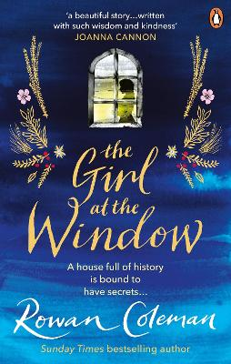Cover for The Girl at the Window by Rowan Coleman