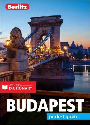 Cover for Berlitz Pocket Guide Budapest by Berlitz