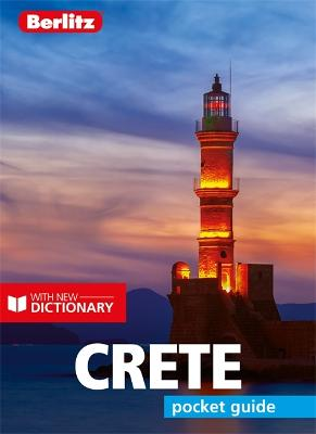 Cover for Berlitz Pocket Guide Crete by Berlitz