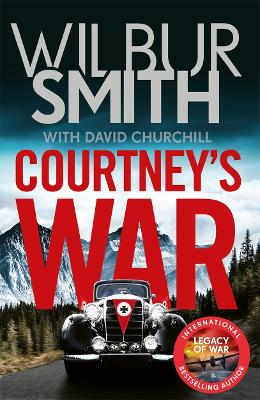 Cover for Courtney's War by Wilbur Smith