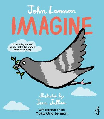 Cover for Imagine by John Lennon, Yoko Ono Lennon, Amnesty International