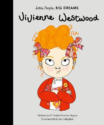 Book Cover for Vivienne Westwood by Isabel Sanchez Vegara