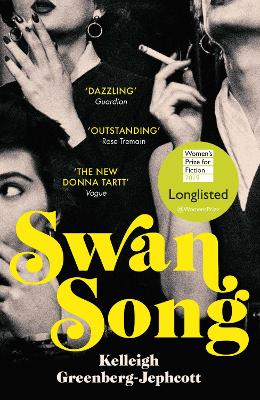 Swan Song Longlisted for the Women's Prize for Fiction 2019