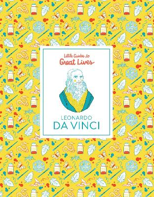 Book Cover for Leonardo Da Vinci - Little Guides to Great Lives by Isabel Thomas