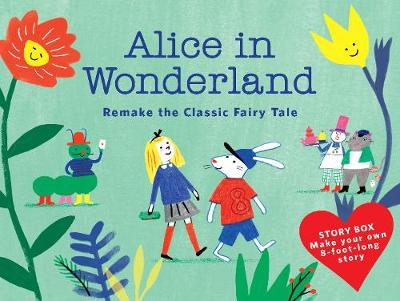 Alice in Wonderland (Story Box) Remake the Classic Fairy Tale