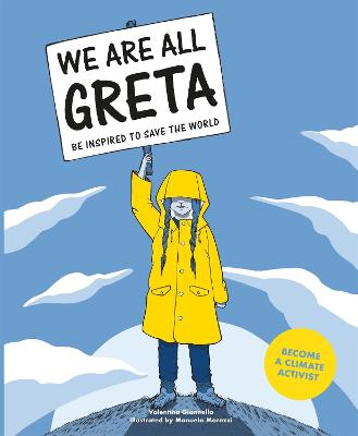 Book Cover for We Are All Greta by Valentina Giannella